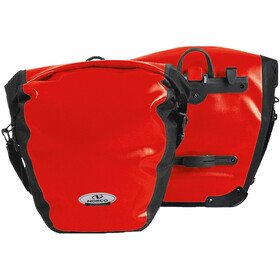 Norco Arkansas Bagagedrager Tas, red/black